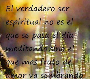 El ser espiritual