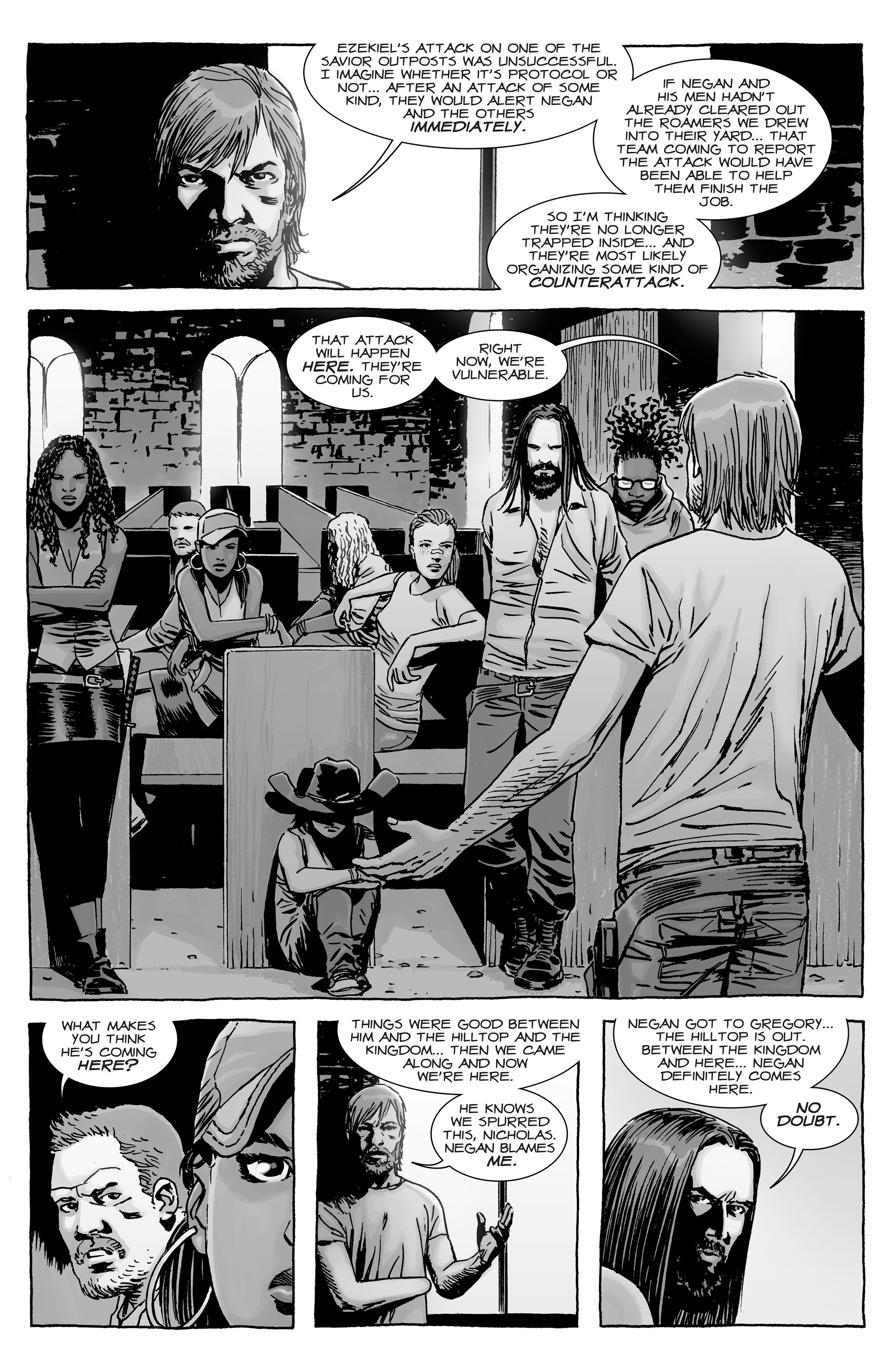 The Walking Dead Issue #119 Page 15