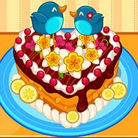 Game Kue Love Yang Lucu