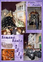 Semana Santa de Pinos Puente 2014