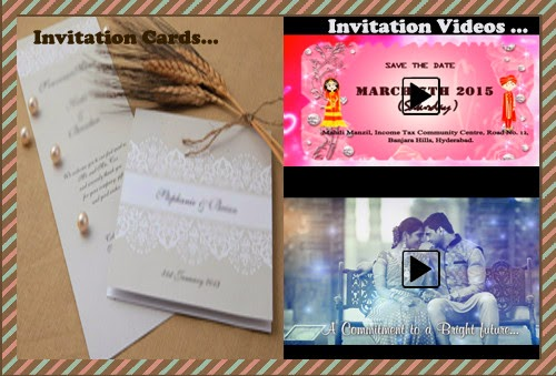 Online Wedding Invitation Videos