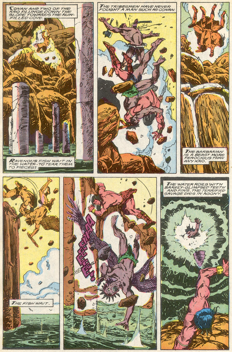 Conan the Barbarian (1970) Issue #218 #230 - English 15