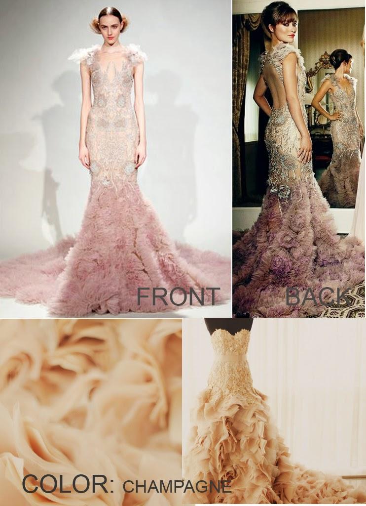 Choosing a Wedding Couture | Make it real Julius