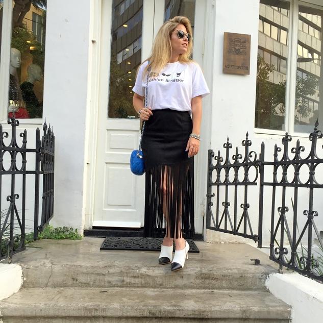 בלוג אופנה Vered'Style - קולקציית בלמיין להייץ' אנד אם