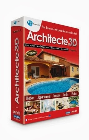 Telecharge architecte 3d platinium 17 keygen crack for Architecte 3d key
