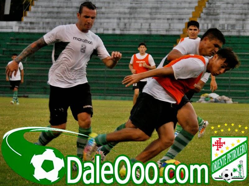 Oriente Petrolero - Jorge Ortiz - DaleOoo.com página del Club Oriente Petrolero