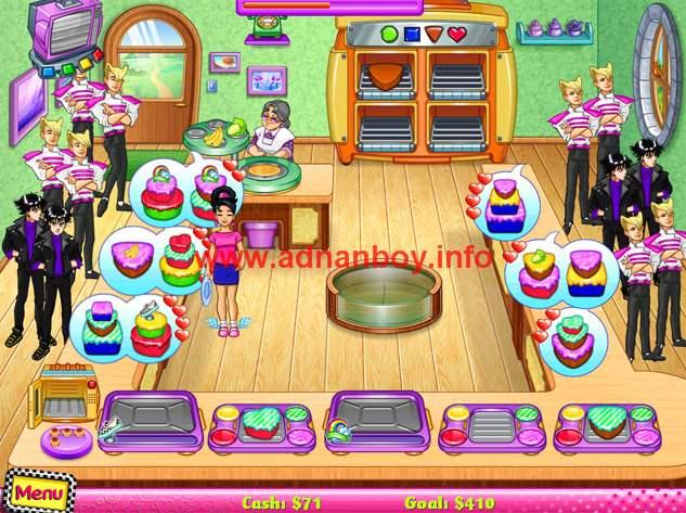 Cake Mania Full Version Free No Download