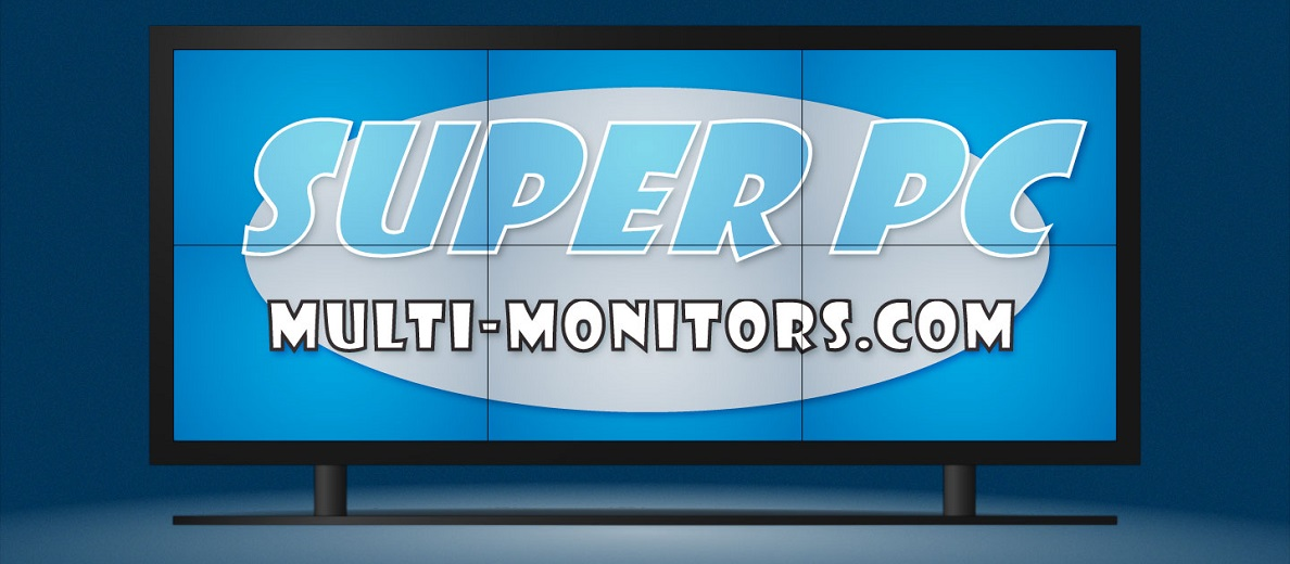 Multi-Monitor Tips and Tricks