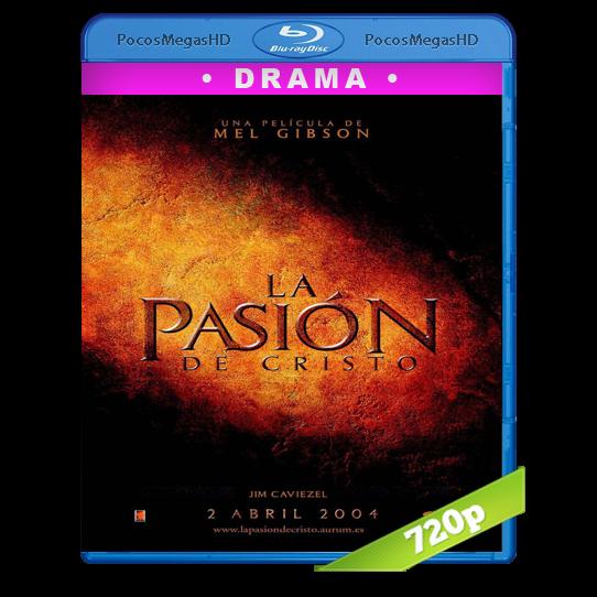 La pasion de Cristo(2004) BrRip 720p Araméo AC3+subs
