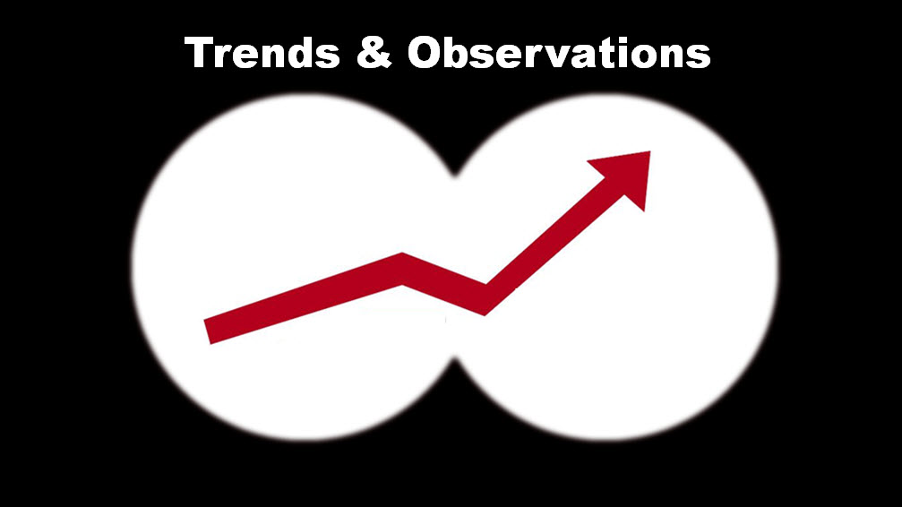 Trends and Observations