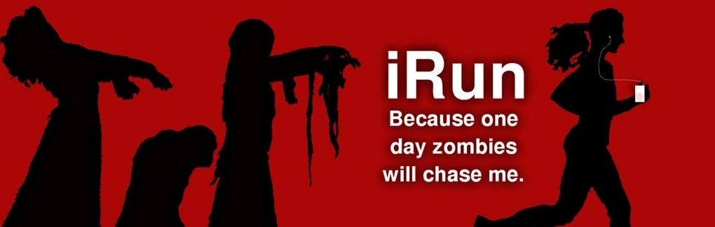 Run -- Zombies Chase You