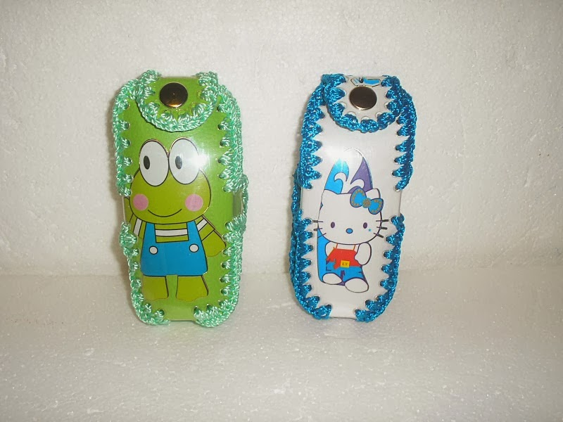 MOBILE PHONE CASE FROM PLASTIC BOTTLE - MK FROM ROSA GULARTE