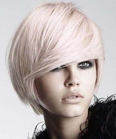 trendy bob hairstyles 2013