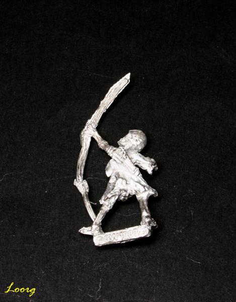 Dorso arquero esqueleto 2