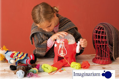Imaginarium kids toy,Stricken,tricoter