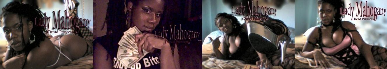 Lady Mahogany - Dread Princess