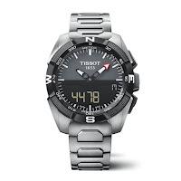 Tissot T-Touch Expert Solar Watch steel