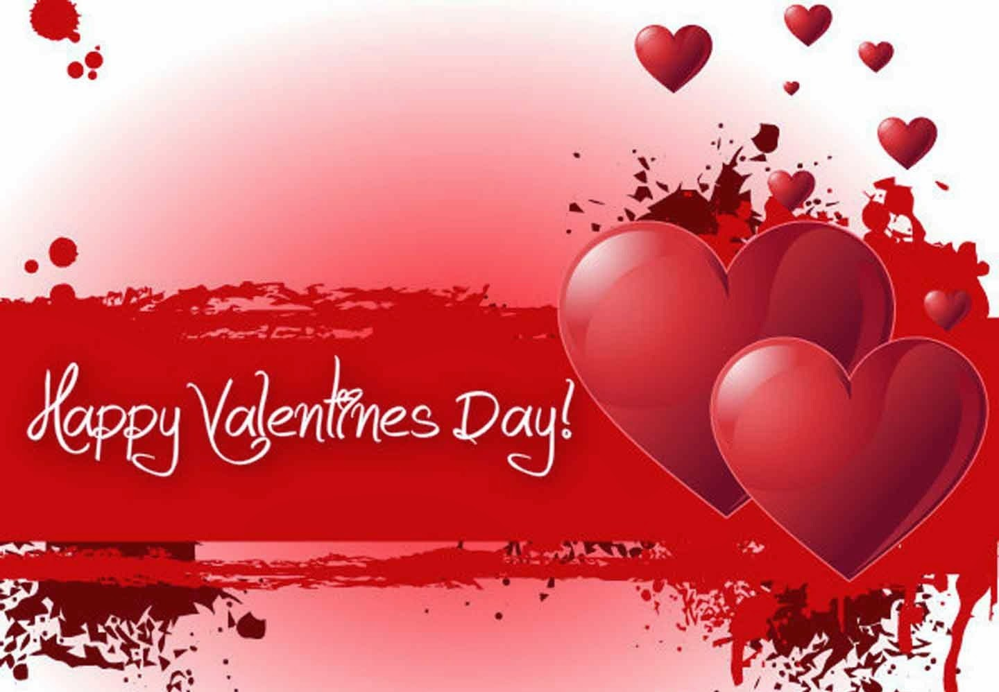 Happy Valentines Day Wishes Messages SMS 2015 Greetings Quotes – Birthday on Valentine Day Card