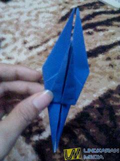 origami burung LM13