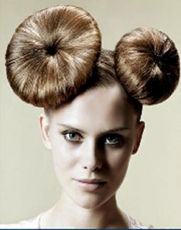 Peinados de jovenes mujeres