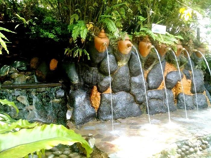 Pemandian Air Panas Sari Ater - Ciater Subang - elmuhafoto