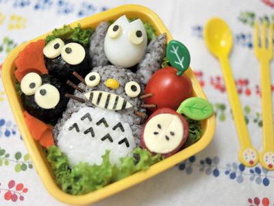 三好米 - Rice Blog 》: 【創意好米】豆豆龍飯盒