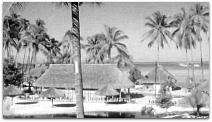 Premiers hôtels à Tahiti dans les années 60