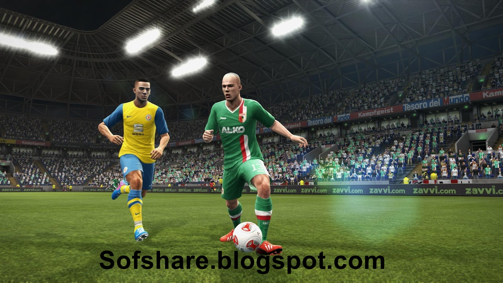 PES 2013 Patch Pro Evolution Soccer 2013 - Play Online
