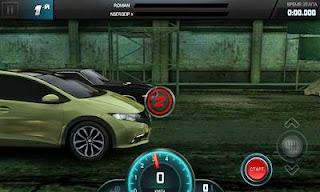 Screenshots of the Fast & Furious 6 : The Game for Android tablet, phone.