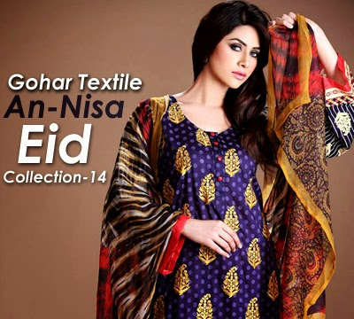 http://fashionup7.blogspot.com/2014/07/gohar-textile-nisa-eid-collection-2014.html#more