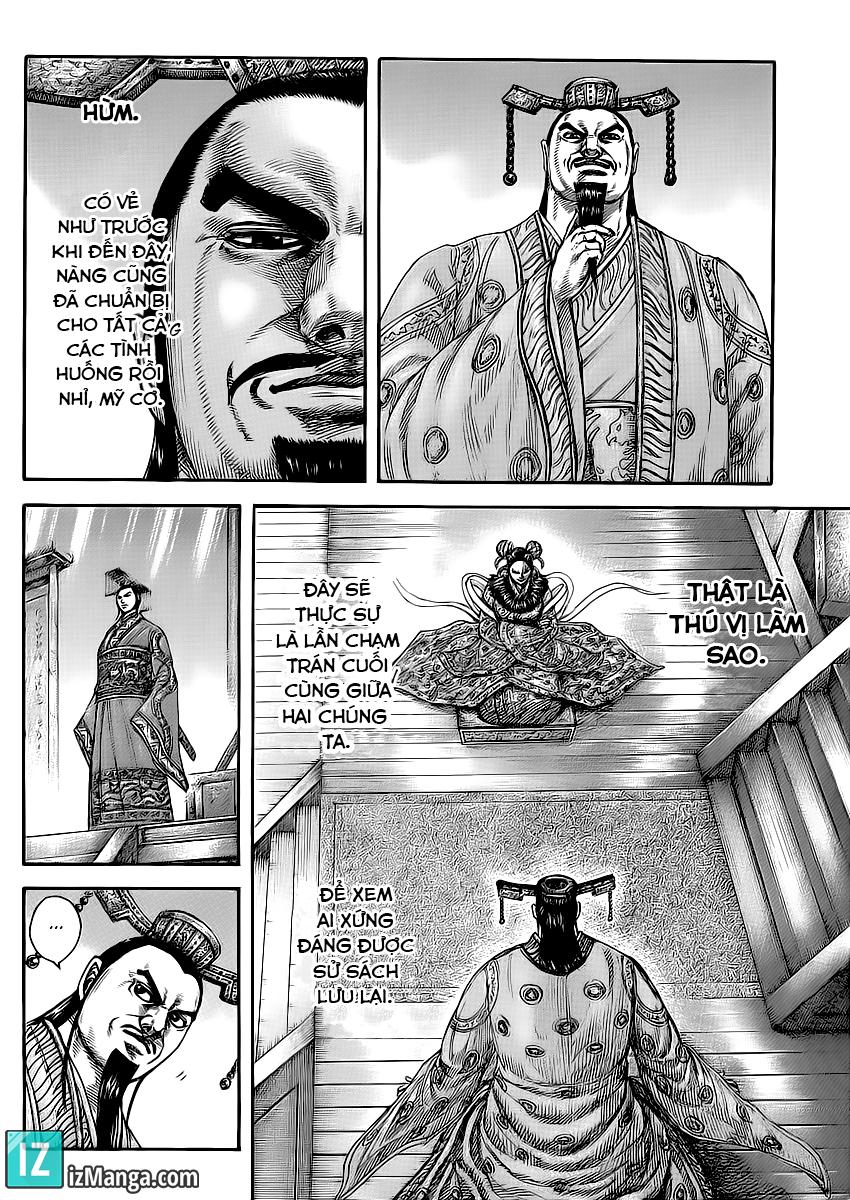Kingdom - Vương Giả Thiên Hạ Chapter 414 !!!! page 16 - IZTruyenTranh.com