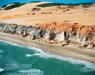 Fotos da Praia de Canoa Quebrada no Ceará