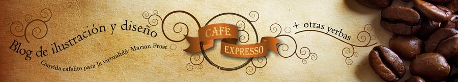 Café Expresso Blog de Marian Frost (Diseño y otras cosas)