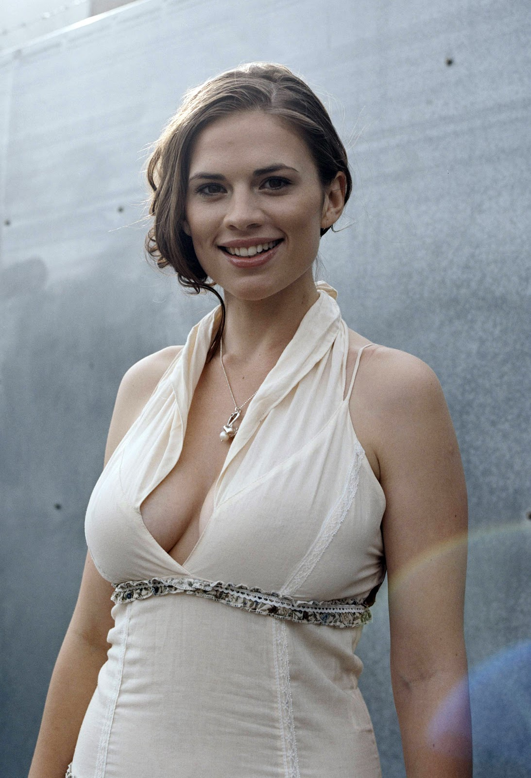 BRITISH ACTRESSES: Hayley Atwell