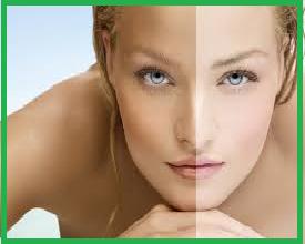Cara alami memutihkan Kulit Wajah dan tubuh dengan cepat