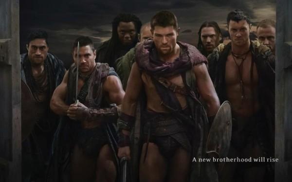 spartacus free watch online season 2