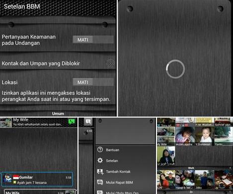 BBM Mod Dark Steel