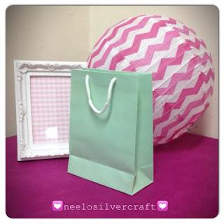 green paperbag