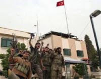 Türkiye Cumhuriyeti Irak Musul Başkonsolosluğu - ISIS Iraq Mosul Consulate of Turkey