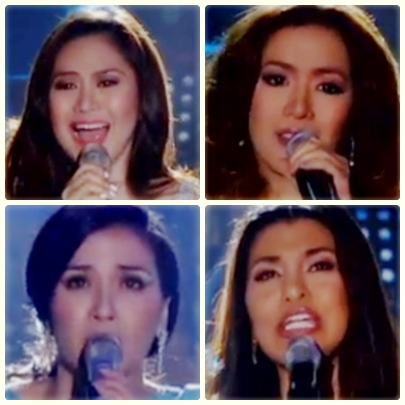 Sarah Geronimo, Angeline Quinto, Zsa Zsa Padilla and Lani Misalucha showdown on ASAP 18 (June 9)