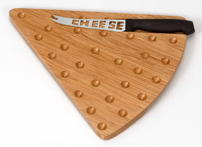 tabla para servir quesos