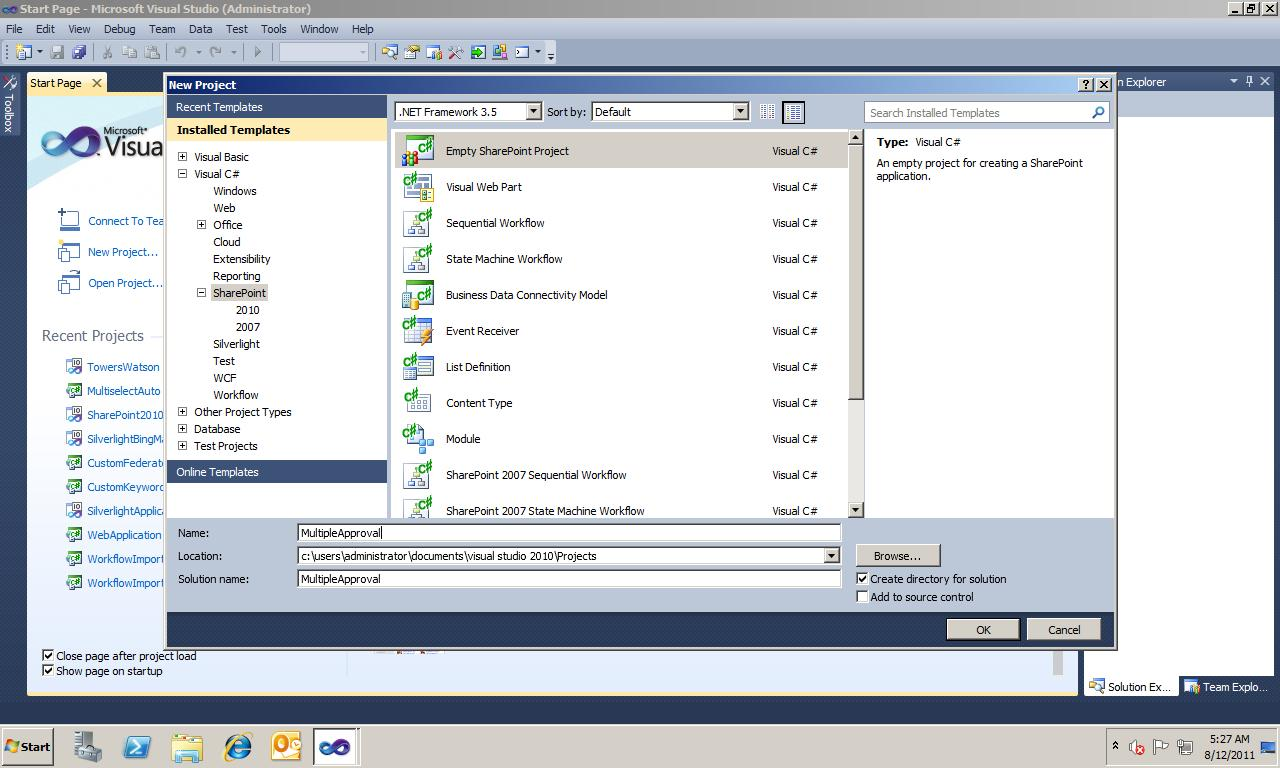Image Result For Multiple Templates Document Library Sharepoint