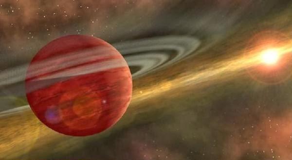 Planet Raksasa HD 106906 b dengan Jarak 79 Milyaran KM