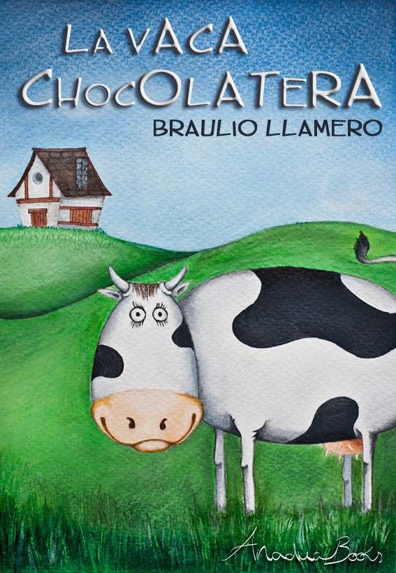 La vaca chocolatera de Braulio LLamero