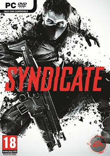 Syndicate PC Game (cover)