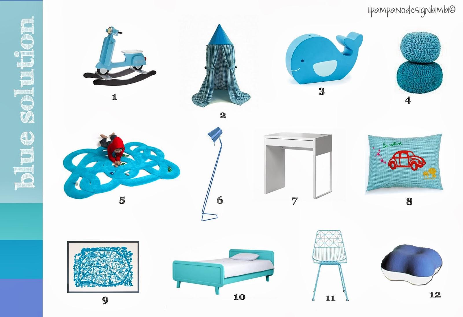 Moodboards pink e blue il pampano interior lifestyle - Tappeto pista ikea ...