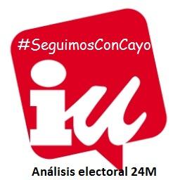 Suscribe análisis electoral 24M #SeguimosConCayo
