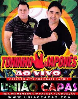 Garapa Music Toninho Japon Vol