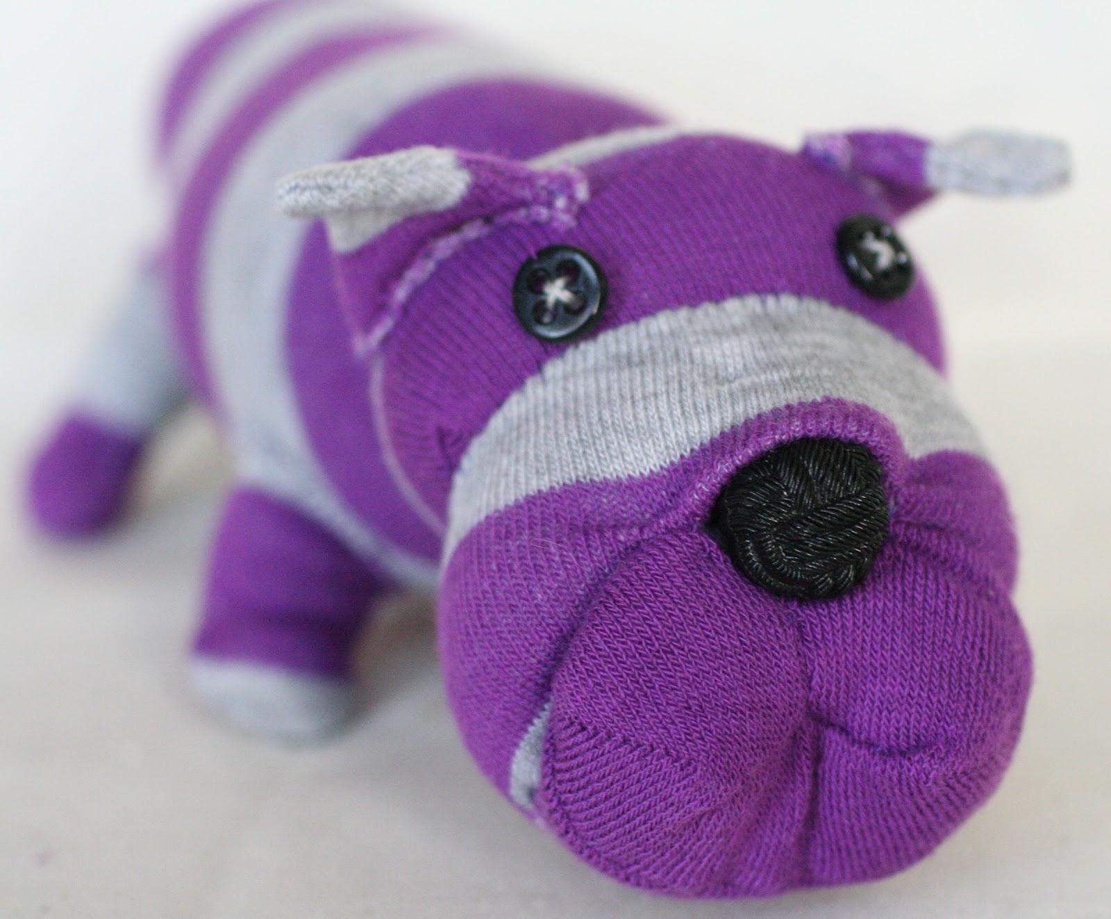 Собачка из носка своими руками: идеи, мастер-класс, видео 44