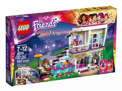 Libros y juguetes 1demagiaxfa toys juguetes lego - Lego friends casa de livi ...
